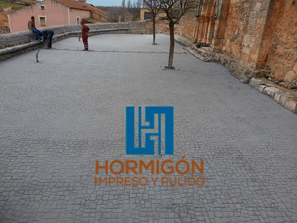 Hormigon impreso alcala de henares finest los pavimentos for Hormigon impreso getafe